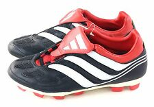 Adidas Mens Precision Predator TRX I FG Soccer Cleat Black Red White Size 7 US