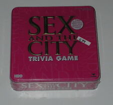 Sex and the City Trivia Game - Brand new sealed