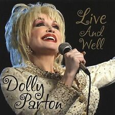 Live and Well by Dolly Parton (CD, Sep-2004, 2 Discs, Sugar Hill)