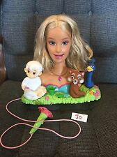 Barbie as The Island Princess Sing Along Styling Head Karaoke Machine 2 in 1