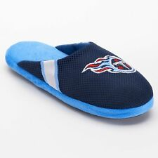 ($28) Tennessee Titans Slippers Flip Flops Sandals Jersey Adult MENS/MEN'S (xl)