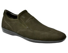 Tods Womens Brown Suede Jazz Gommini Shoes U.S. Size 8 DS8044976