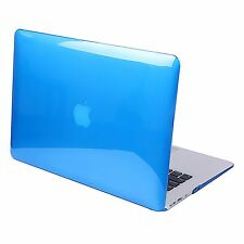Macbook Pro Air Retina 11 12 13 15 Clear Glossy Crystal Hard Case Keyboard Cover