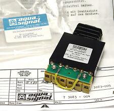 Elettronico BLINK-relè AQUA SIGNAL 8 3083-005, 8-30v, 60 blinks/minuto, NOS