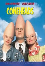 Coneheads Dan Aykroyd DVD (Number of discs: 1) (English) FREE SHIPPING BRAND NEW