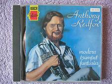 Musik CD Anthony Redfox Modern Trumpet Fantasies Trompete Jazz Desperado