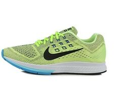 Men Nike Air Zoom Structure 18 Running Shoes Sz 10.5 Green Blue Black 683731 301