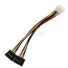 4 pin Floppy FDD to SATA Power Converter Adapter Cable Support USB 2.0