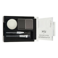 NYX Eyebrow Cake Powder ECP01 - Black/Gray