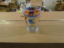 2013 KENTUCKY DERBY 139 GLASS 72 per CASE- ORB THE WINNER ERROR GLASSES