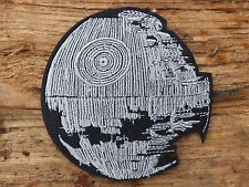 ECUSSON PATCH THERMOCOLLANT aufnaher toppa ETOILE MORT star wars /10cmx10cm