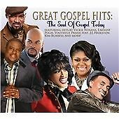 Great Gospel Hits 0016351580627 by Various Artists, CD, Used, CD plays perfectly