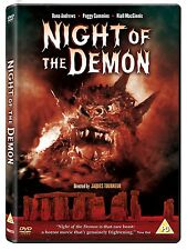 Night Of The Demon (DVD, 2007, UK and US versions of film)