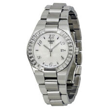 Tissot Glam Sport Stainless Steel Ladies Watch T043.210.11.117.01