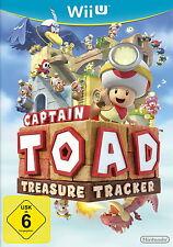 Wii Spiel Captain Toad Treasure Tracker ohne Anleitung guter Zustand + OVP