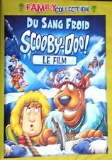 SCOOBY-DOO : du sang froid //  DVD  neuf