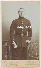 CDV Kiel Soldat Inf.-Regiment Herzog von Holstein (Holsteinisches) Nr.85 (c871)