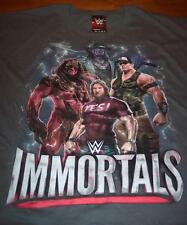 THE UNDERTAKER JOHN CENA DANIEL BRYAN WWE WWF WRESTLING T-Shirt MEDIUM NEW