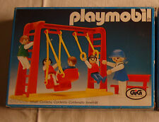Playmobil 3552 - Area Giochi - Children and Swings- City New Sealed MISB