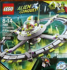 Lego Alien Conquest 7065 Alien Mothership New Sealed