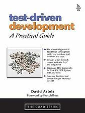 Test-Driven Development : A Practical Guide by David Astels (2003, Paperback)