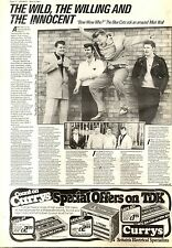2/5/1981Pg12/46 Article & Picture, The Blue Cats