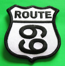 LEGENDARY ROUTE 69 U.S. HIGHWAY FUNNY ADULT BIKER IRON ON PATCH