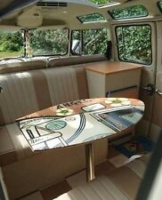 Vw SplitScreen Bay window. T2 T25 T4 T5 T6 Camper Van Table Top