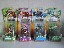 Skylanders GIANTS - 4 Spielfiguren (Punch Pop Fizz, ......) - Neu & OVP