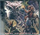 DISMEMBER Where Ironcrosses Grow REISSUE ENTOMBED AUTOPSY GRAVE CARNAGE NIHILIST