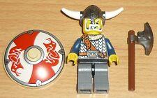 Lego Wikinger mit Bewaffnung (Axt)