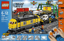 LEGO City Cargo Train 7939 Brand New Sealed Set Power Functions