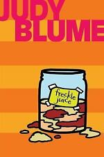 Freckle Juice by Judy Blume (2014, Paperback)