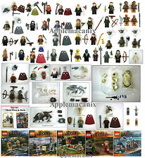 NEW LEGO THE HOBBIT *ULTIMATE COLLECTION* 51+1+3 Wargs Minifigures Figures LOTR