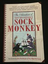 THE ADVENTURES OF TONY MILLIONAIRE'S SOCK MONKEY Trade Paperback