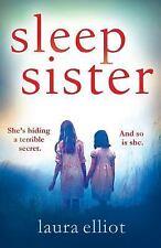 Sleep Sister by Laura Elliot (2016, Paperback)