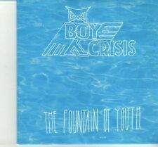 (DJ66) Boy Crisis, The Fountain of Youth - 2009 DJ CD