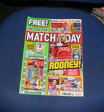 MATCH OF THE DAY MAGAZINE ISSUE NO.83  13-19 OCTOBER 2009