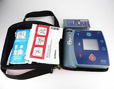 PHILIPS HEARTSTART FR2+ AED w/ BATTERY PADS ADULT DEFIBRILLATOR MEDICAL