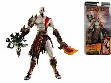 God of War Kratos Action Figure Armor Ares New Series Ghost Sparta 2 Toy Set Box