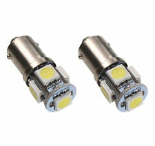 2x LED * 24V * CANBUS Soffite  LKW TRUCK T4W BA9S 5 SMD Lampe Xenon Optik Weiss