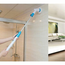 Handheld Turbo Scrub Rechargeable 360 RPM Cordless Power Scrubber Cleaning Brush