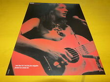 JOAN BAEZ - Mini poster Couleurs !!!