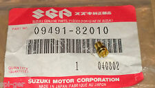 AY50 UX50 Zillion New Genuine SUZUKI Carburettor Main #82 Jet  P/No. 09491-82010