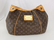 Authentic Louis Vuitton  Monogram Galliera PM Tote Purse Shoulder Bag - France