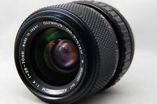 Exc!! Olympus S Zuiko 35-70mm f/4 auto MC Lens for OM-System Free/S #1231-3