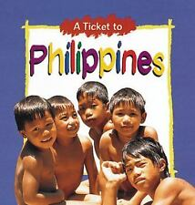 Philippines (Ticket to)-ExLibrary