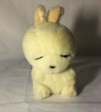 KOREA KOREAN KIM JAE MASHIMARO PLUSH BUNNY SUCTION CUP NWT 2000 ANIME