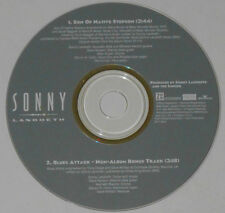 Sonny Landreth  Son of Native Stepson, Blues Attack U.S. Promo CD