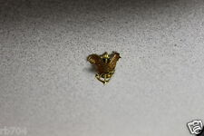 Vintage Rhode Island Red Rooster with Anchor Pin